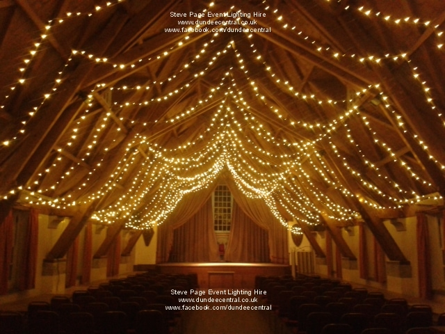 fairylights hire by Steve Page
