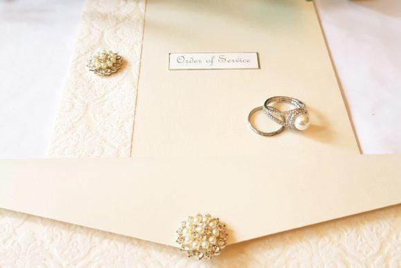 rococo-scottish-wedding-stationery-order-of-service-rings