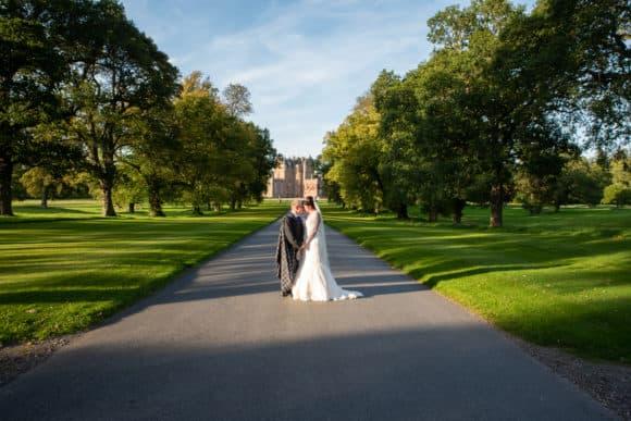 Glamis Castle Wedding-ian-scrimgeour-photography-scottish-dundee-fife-perth-wedding-photographer
