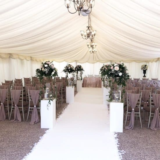 ivory-tower-scottish-glasgow-wedding-decor-hire-flowers-venue-supplier-directory-marquee-flower-aisle