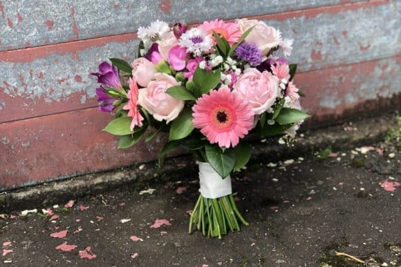 the-flower-girl-ashley-scottish-glasgow-wedding-florist-pink