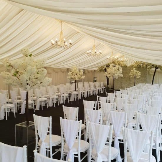 ivory-tower-scottish-glasgow-wedding-decor-hire-flowers-venue-supplier-directory-marquee-aisle-floral