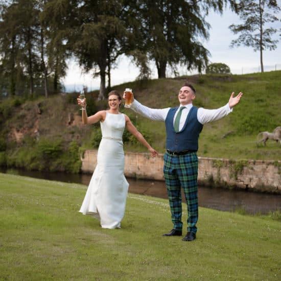 katie-blair-matthews-wedding-photography-fife-scottish-restoration-yard-dalkeith-country-park