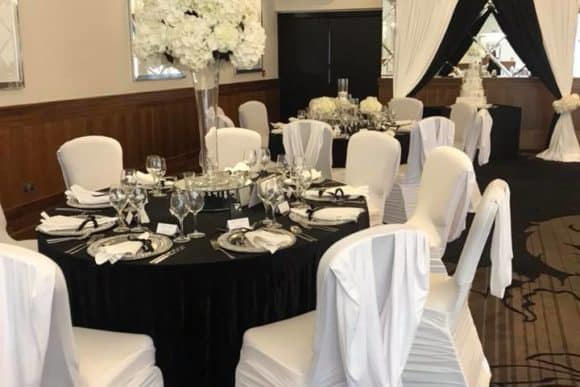 ivory-tower-scottish-glasgow-wedding-decor-hire-flowers-venue-supplier-directory-centrepiece-chair-covers