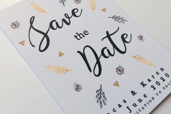 Save the Dates-bonnie-bright-designs-scottish-falkirk-wedding-stationery-supplier-venues-directory-invitations
