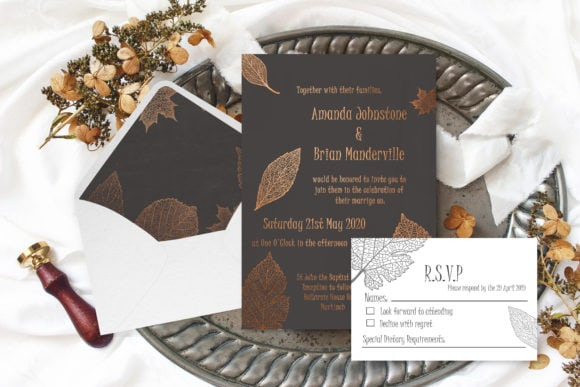 gingerandspice-scottish-wedding-stationery-autumn-leaves