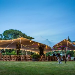 the-arran-lodge-scottish-isle-of-arran-wedding-venue-marquee-outdoor-ceremony-evening-reception