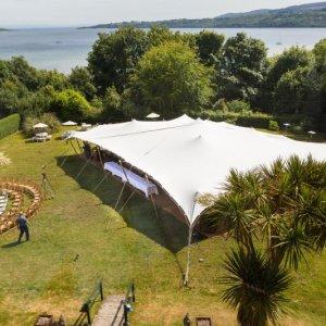 the-arran-lodge-scottish-isle-of-arran-wedding-venue-marquee-outdoor-ceremony-reception