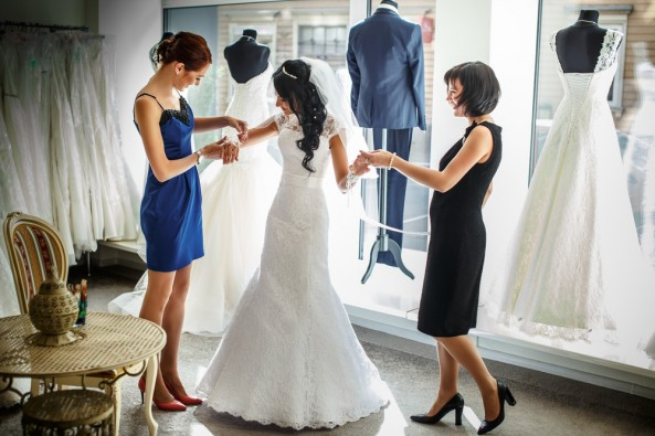 Wedding Dress Shopping Planning Timeline Checklist To-do List Countdown Guide