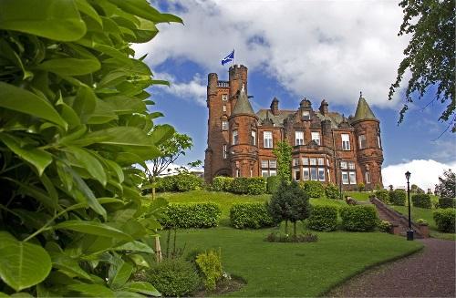 Glasgow Sherbrooke Castle Scottish Wedding Venue
