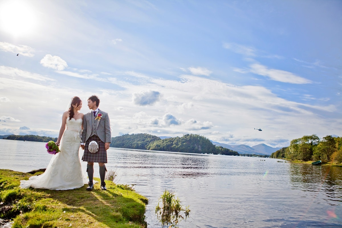 Loch Lomond Stirling Trossachs Wedding Venues