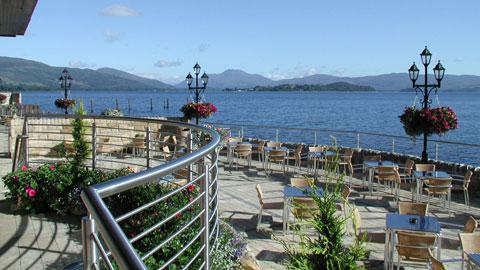 Duck Bay Marina >> Duck Bay Hotel Scottish Wedding Venue Supplier Directory