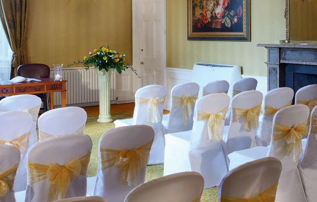Dalmahoy Hotel & Country Club - Scottish Wedding Venue