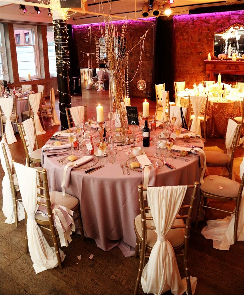 15 of the best wedding venues in Glasgow | 29-Dining2-Glasgow-Scottish-Wedding-Venue
