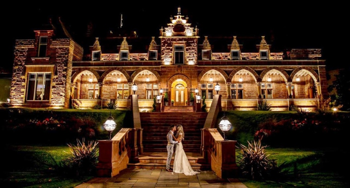 15 of the best wedding venues in Glasgow | Boclair-House-Wedding-Venue-Glasgow-Bearsden-Country-Scottish