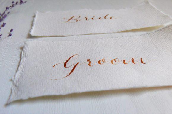Juno-Calligraphy-Scottish-Wedding-Stationery-Cotton Paper
