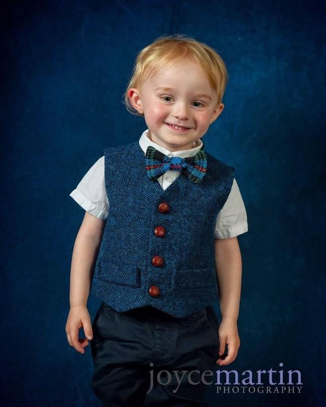 scottish-wedding-groomswear-tweed-betweedy-waistcoats-page-boy-groom-bow-tie