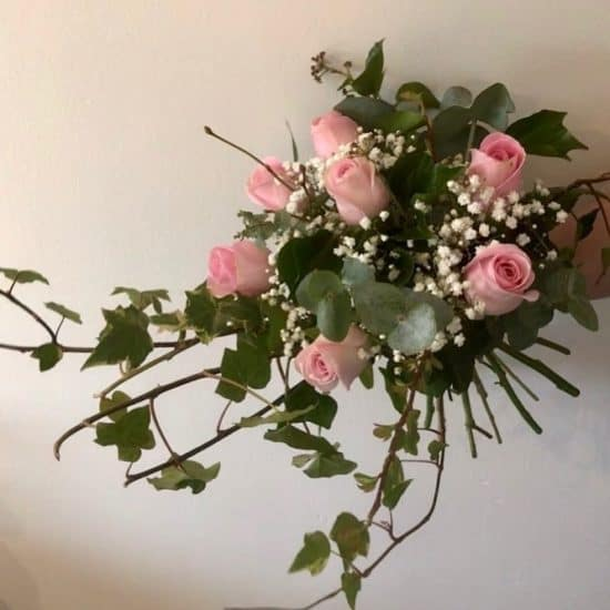 rose-above-floral-design-scottish-edinburgh-livingston-florist-pink-flowers